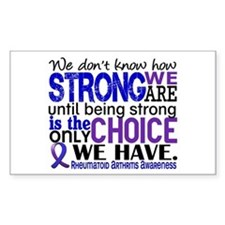 RA How Strong We Are Decal