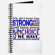 RA How Strong We Are Journal