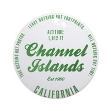 Channel Islands National Park, California Ornament