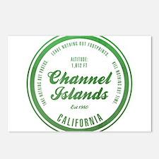 Channel Islands National Park, California Postcard