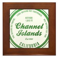 Channel Islands National Park, California Framed T