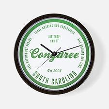 Congaree National Park, South Carolina Wall Clock