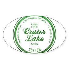 Crater Lake National Park, Oregon Decal