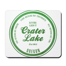Crater Lake National Park, Oregon Mousepad