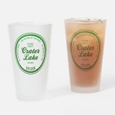 Crater Lake National Park, Oregon Drinking Glass