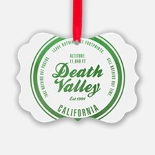 Death Valley National Park, California Ornament