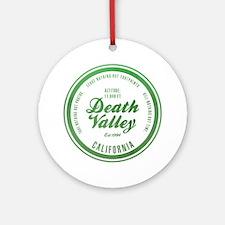 Death Valley National Park, California Ornament (R
