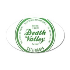 Death Valley National Park, California Wall Decal