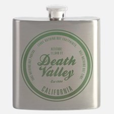 Death Valley National Park, California Flask