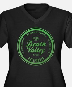 Death Valley National Park, California Plus Size T