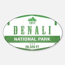 Denali National Park, Alaska Decal