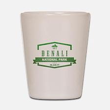 Denali National Park, Alaska Shot Glass