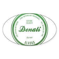 Denali National Park, Alaska Decal