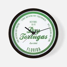 Dry Tortugas National Park, Florida Wall Clock