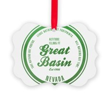 Great Basin National Park, Nevada Ornament