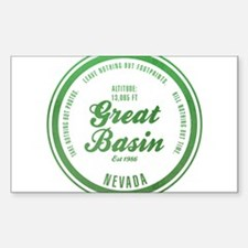 Great Basin National Park, Nevada Decal