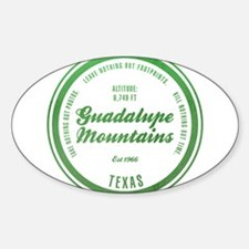 Guadalupe Mountains National Park, Texas Decal