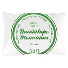 Guadalupe Mountains National Park, Texas Pillow Ca