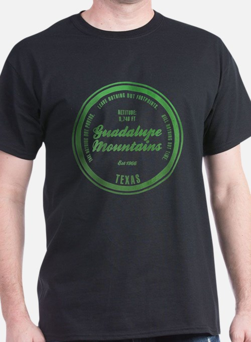 Guadalupe Mountains National Park, Texas T-Shirt