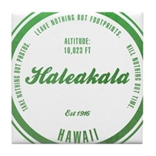 Haleakala National Park, Hawaii Tile Coaster