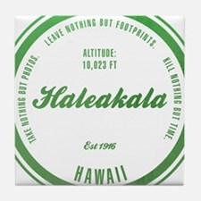 Haleakala National Park, Hawaii Tile Coaster