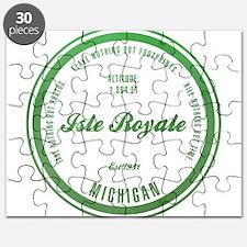 Isle Royale National Park, Michigan Puzzle