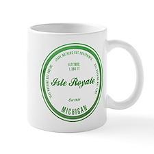 Isle Royale National Park, Michigan Mugs