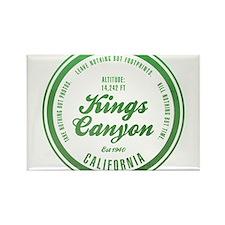 Kings Canyon National Park, California Magnets