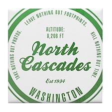 North Cascades National Park, Washington Tile Coas