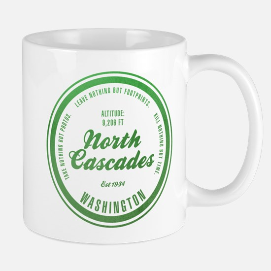 North Cascades National Park, Washington Mugs
