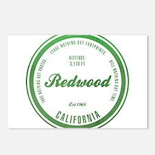 RedWood National Park, California Postcards (Packa