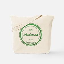 RedWood National Park, California Tote Bag
