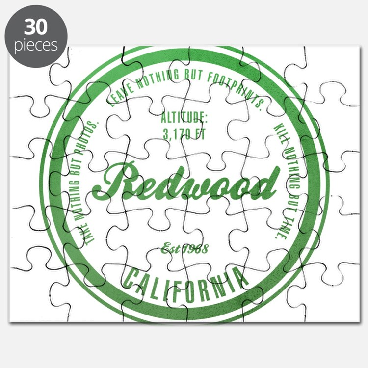 RedWood National Park, California Puzzle