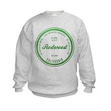 RedWood National Park, California Sweatshirt
