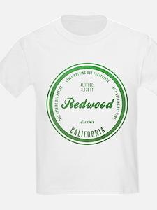 RedWood National Park, California T-Shirt