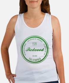 RedWood National Park, California Tank Top