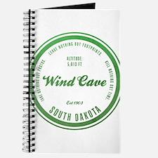 Wind Cave National Park, South Dakota Journal