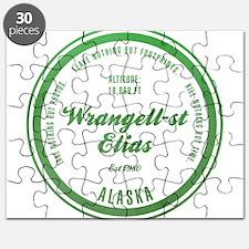 Wrangell–St. Elias National Park, Alaska Puzzle