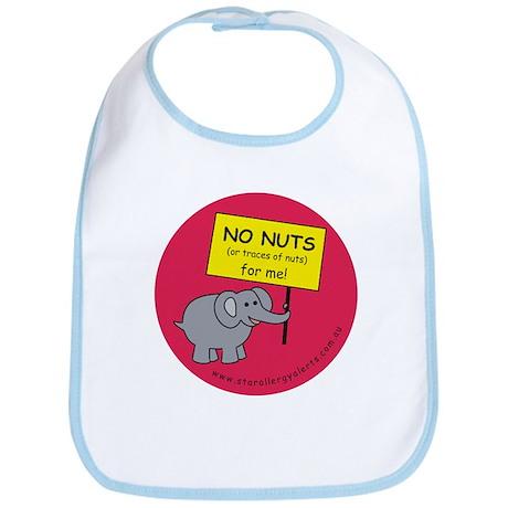 NO NUTS (or traces) Bib