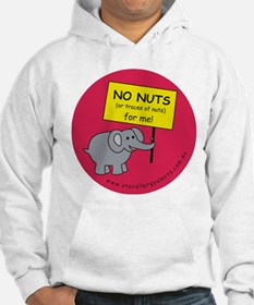 NO NUTS (or traces) Hoodie