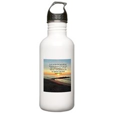 ISAIAH 41:10 Sports Water Bottle