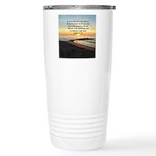 ISAIAH 41:10 Travel Mug