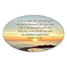 ISAIAH 41:10 Decal