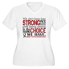 Brain Tumor How S T-Shirt