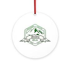 Arches National Park, Utah Ornament (Round)