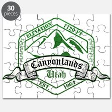 Canyonlands National Park, Utah Puzzle