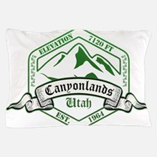 Canyonlands National Park, Utah Pillow Case