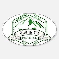 Congaree National Park, South Carolina Decal