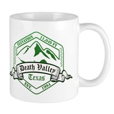 Death Valley National Park, California Mugs
