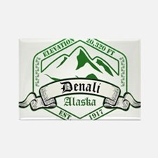 Denali National Park, Alaska Magnets